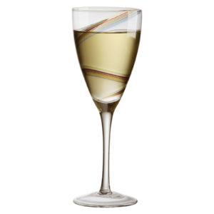 Set of 2 Arc Wine Glasses