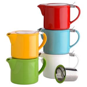 Infuse Teapot White