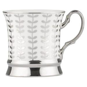Vine Mug Platinum