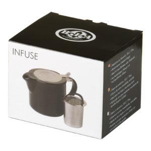 Infuse Teapot Black